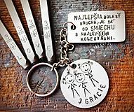Kľúčenky - ... najlepšie KOLEGYNE :) :) :) 3 GRACIE  - 8604484_