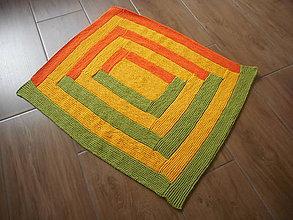 Textil - Deka na rozžiarenie dňa - 8603539_