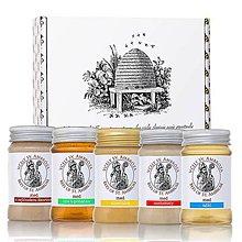 Potraviny - darčekové balenie domácich medov - 8606231_