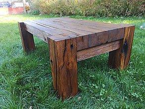 Nábytok - Dubový stôl - 8605519_