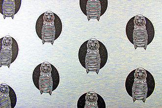 Textil - úplet Kozmonauti - 8606210_