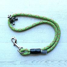 Pre zvieratká - Krátke lanové vodítko SHORT - rúčka - 8604812_