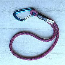 Pre zvieratká - Krátke lanové vodítko SHORT OUTDOOR - rúčka - 8604848_