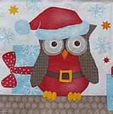 - vianočná sovička - 8604693_