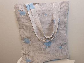 Nákupné tašky - ...pohladnice... - 8605162_