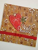 Papiernictvo - Vianočný pozdrav - 8605925_