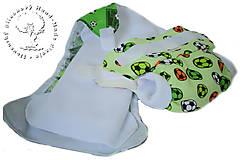 - Stay-Dry Separačná Vkladačka do nohavičkovej plienky - 8606365_