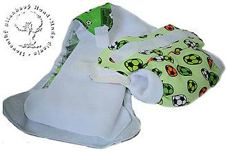 Detské doplnky - Stay-Dry Separačná Vkladačka do nohavičkovej plienky - 8606365_