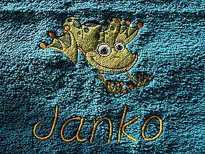 Úžitkový textil - uteráčik do škôlky - 8607487_