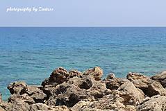 Fotografie - Skalnaté útvary pri mori (fotografia) - 8611078_