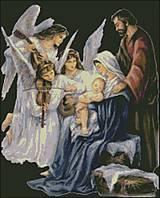 Návody a literatúra - M122 Vianoce - predloha na vyšívanie - 8610618_