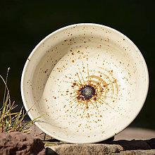 Nádoby - Hluboký talíř Pasta - Vůně kávy - 8610566_