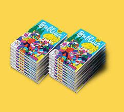 Návody a literatúra - Bublina  2 - balíček 20 ks - 8610730_