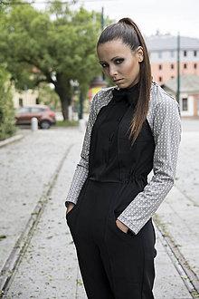 Iné oblečenie - Suit up lady - 8607295_