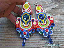 Color explosion...soutache (4...soutache)