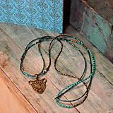 - Orientálny náhrdelník Heydar - 8611672_