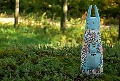 Hračky - safari pani Zajačica a mimi - 8613502_