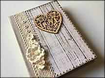 Papiernictvo - Diár 2020* sketchbook * zápisník čistý/linajkový  * svadobný plánovač A5 - 8611791_