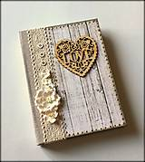 Papiernictvo - Diár 2020* sketchbook * zápisník čistý/linajkový  * svadobný plánovač A5 - 8611792_