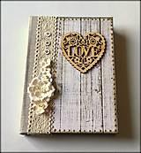 Čistý diár * sketchbook * zápisník * svadobný plánovač A5