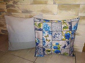 Úžitkový textil - Obliečky na vankúše - 8612227_