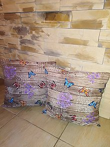 Úžitkový textil - Obliečky na vankúše - 8612285_