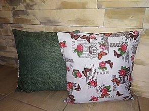 Úžitkový textil - Dekoračné obliečky na vankúše - 8612352_