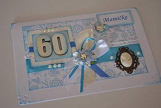 Papiernictvo - K 60-tke mamičke - 8612197_