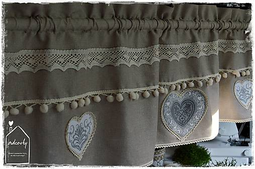 Krátka záclona