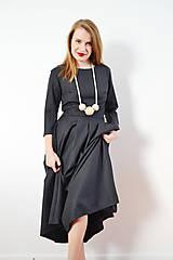 """- """"Veľké"""" čierne šaty  - 8613778_"""