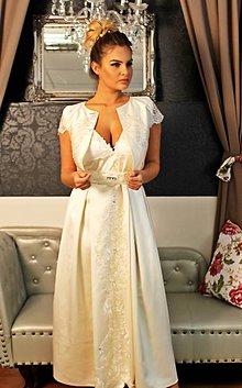 Šaty - Svadobné šaty - GK-design - 8617097_
