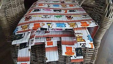 Úžitkový textil - Zástena bez kapes telefony - 8617713_