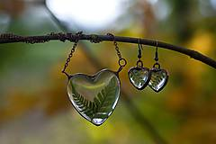 Sady šperkov - Papraďový set - 8618469_