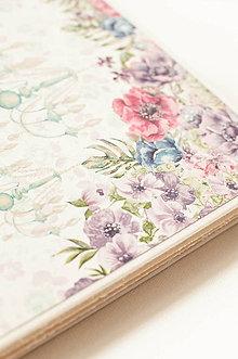 """Papiernictvo - Kniha návštev """" Anemonka kvetinárstvo"""" - 8616079_"""
