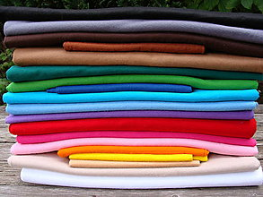 Textil - Filc A4 - Sada na želanie - 8620461_