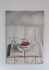 Obrazy - Obraz - Čas na čaj - 8621582_