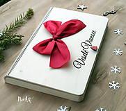 Dekorácie - Drevené vianočné ozdoby - Červená folklórna kolekcia - 8619525_