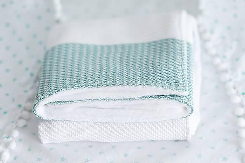 Textil - Zimná Deka do Kočíka a Postieľky, ,,JadeEye