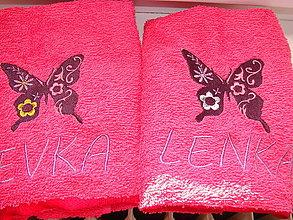 Úžitkový textil - uteráčiky - 8619381_