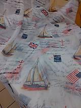 Úžitkový textil - záclonka - 8623054_
