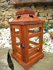 Dekorácie - lampáš - 8622719_