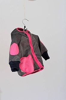 Detské oblečenie - Softshellová bundička