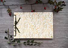 Fotoalbum klasický polyetylénový obal s potlačou ,,Botanica,,