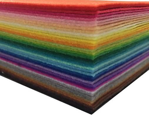 863cbaa6f Filc 10x15cm - sada 45ks / wera.wera - SAShE.sk - Handmade Textil