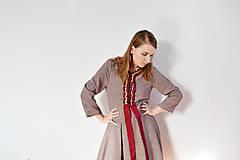 Iné oblečenie - Kostýmček ozdobený perlami - 8619231_