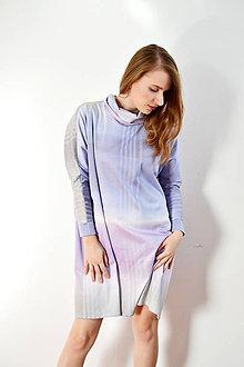 Šaty - Úpletové šaty \