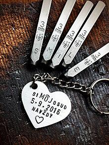 Kľúčenky - ... si môj osud - 8628397_