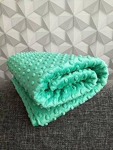 Textil - Minky - CUDDLE DIMPLE® Sea Foam - 8625551_