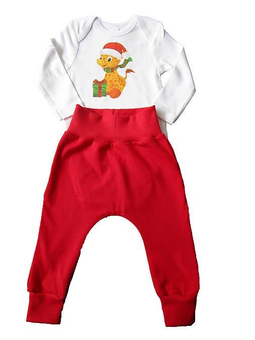 ee617b88c030 Vianočná žirafa   JAart - SAShE.sk - Handmade Detské oblečenie