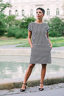 Šaty - FNDLK úpletové šaty 204 RsL - 8624984_